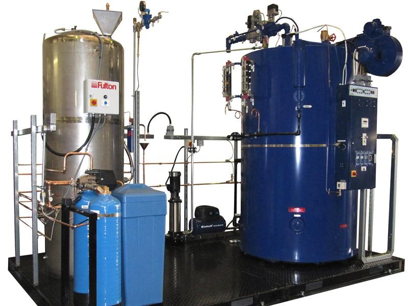 Fulton boilers at heart of DGI's process | Process Engineering