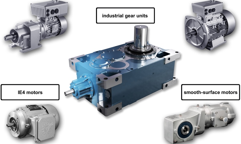 Variable frequency drives motors and industrial gear for Variable frequency drive motor