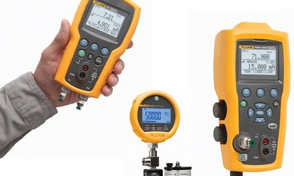 Fluke unveils latest pressure calibration tools | Process