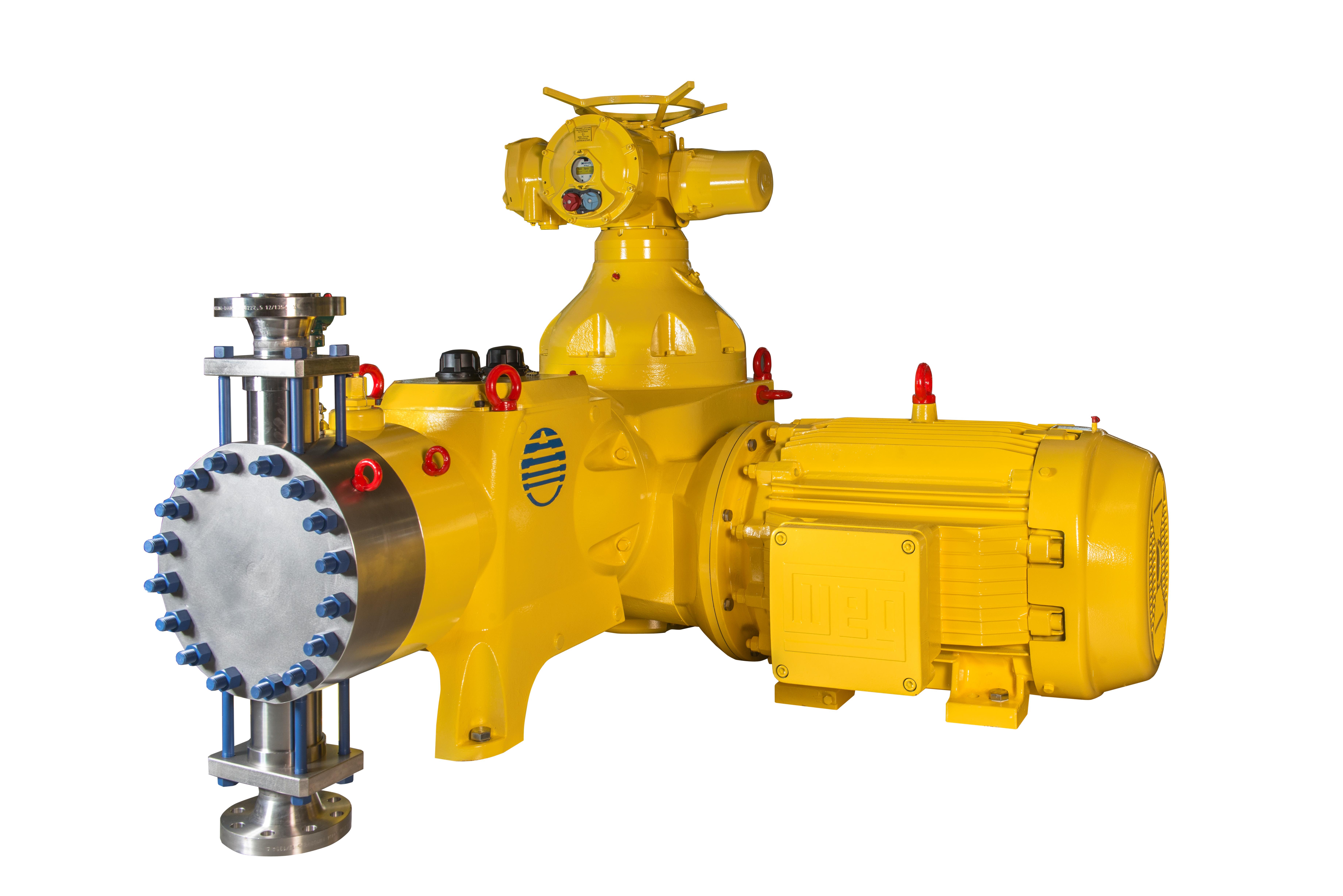 Precision pumping process engineering milton roy px horizontal pump ccuart Gallery
