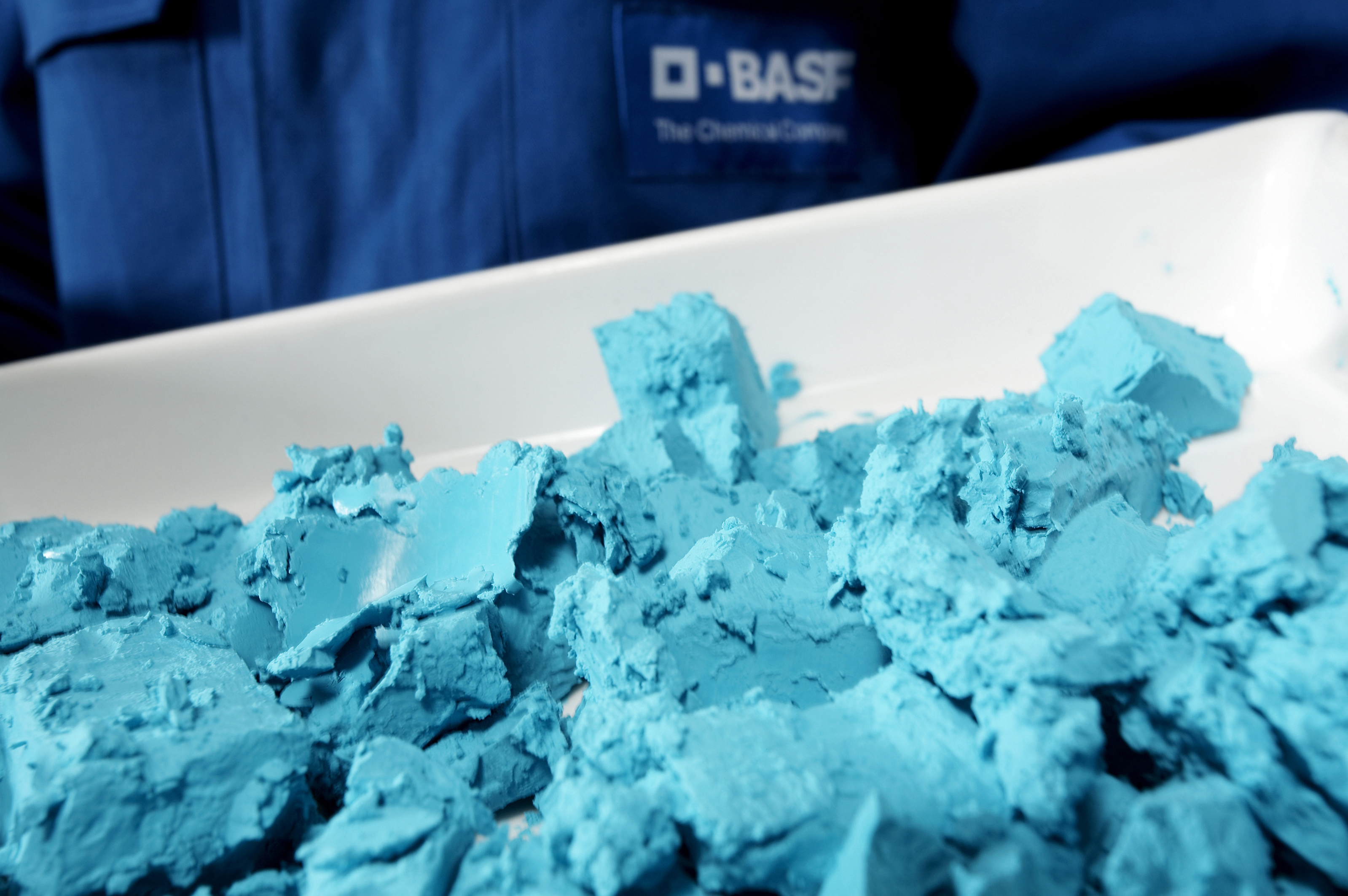 BASF to split pigments unit | Process Engineering