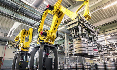 Case study: brewery benefits from embracing robotics