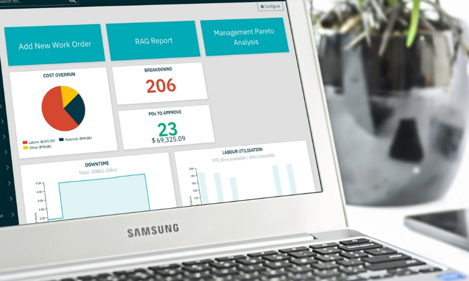 Cmms Boost For Proactive Maintenance
