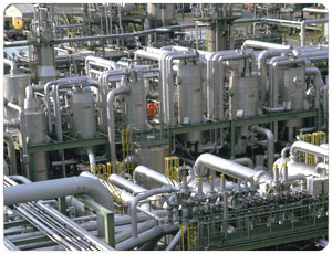 Chemicals processing
