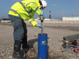 GGS GasClam monitoring Blackpool shale gas site