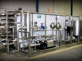 HRS fruit juice processing system