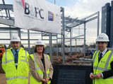 Energy minister Matthew Hancock opens National shale gas college in Blackpool