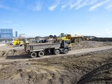 EDF Hinkley Point C site preparation
