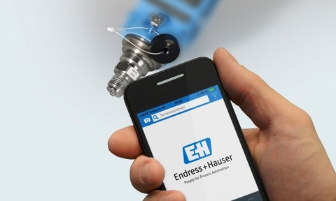 Endress+Hauser RFID tags