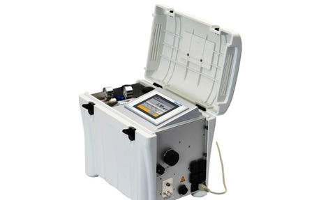 Portable SmartFID TOC analyser