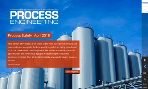 Process safety April 2016