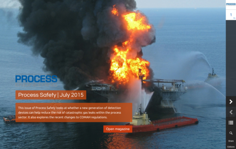 Process safety July 2015