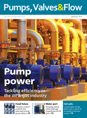 Pumps & Valves July/August 2016
