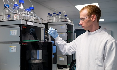 At its facility in Glasgow, Sartorius Stedim Biotech now offers a complete range of chemistry testing services.