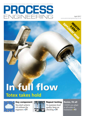 Process Engineering April 2017