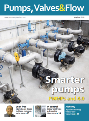 Pumps and valves May 2018