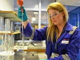 Beth Thomas 23 Reactor Chemistry Engineer at EDF Energy